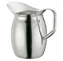 Picture of Stainless Steel Bell Shaped Pitcher, 1.8L, 1/Pack