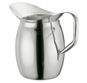 Picture of Stainless Steel Bell Shaped Pitcher, 2.7L, 1/Pack